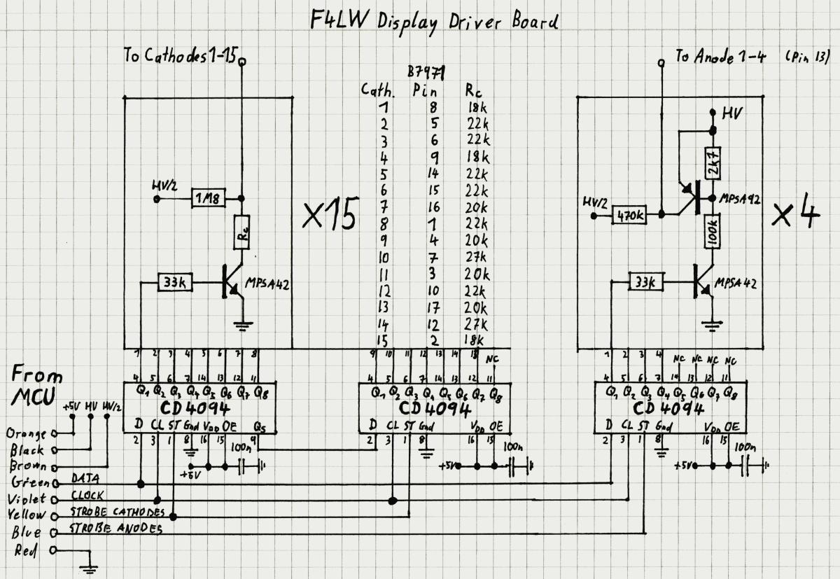 F4lw Hardware Wiring Diagram For Rectifier Tube Ddu Schematic
