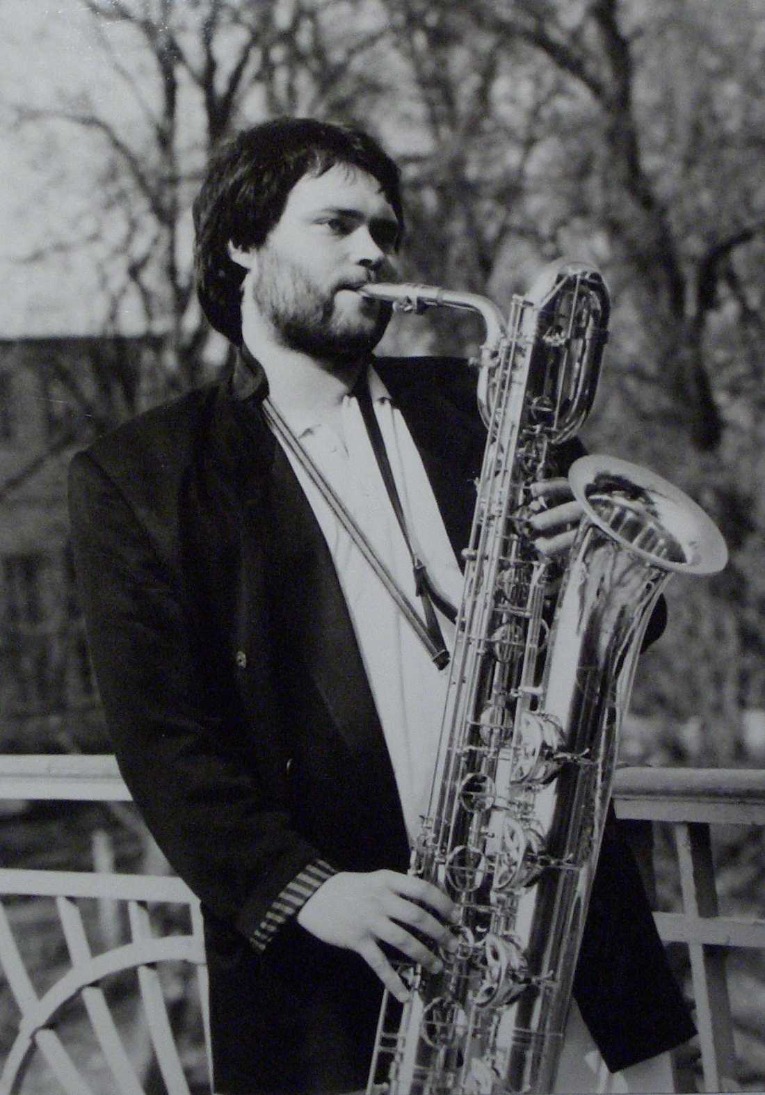 Fred Bayer's sax page
